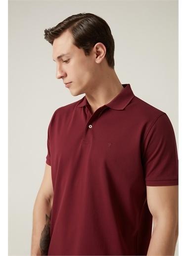 Damat Damat Haki T-Shirt Bordo
